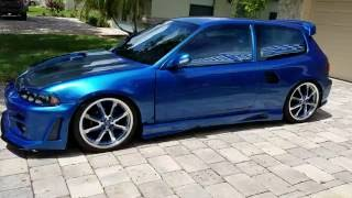 1992 Honda Civic Turbo