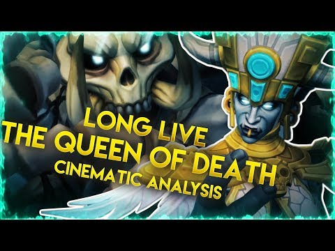 Horde Siege of Dazar'alor Cinematic: Death's New Queen | Lost Codex Reaction & Analysis