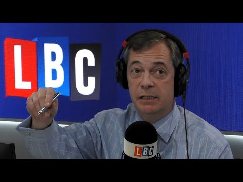 The Nigel Farage Show: Theresa May deferred vote on Brexit, what next? LBC - 10th December 2018
