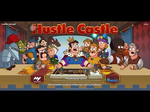 Hustle Castle #39 - Preparing For My First Orange Gem