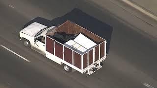 11/16/18: High Speed Pit Maneuver Flips Stolen Truck - Unedited