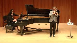 Tomasi: Concerto for Trombone, mvmt 3, Jack Courtright and Priscilla Yuen