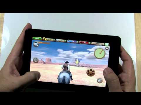 The Best FREE Game on Kindle Fire SIx Guns