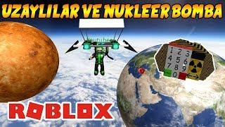 OS AİLESİ UZAYLILARA KARŞI / Roblox Uzay Macerası / Roblox Türkçe / Oyun Safı