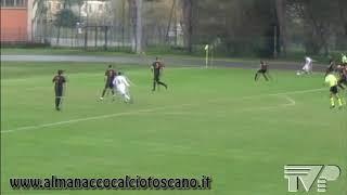 Eccellenza Girone B Foiano-Porta Romana 0-1