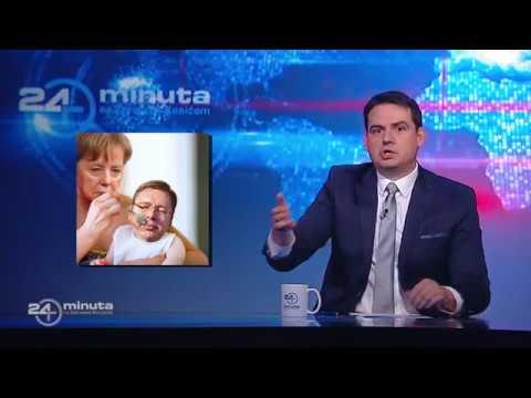 Zašto predsednik Vučić ne jede šnicle pred Angelom Merkel?