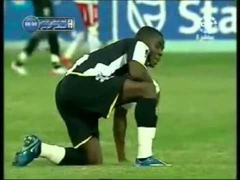 نهائي - إياب كأس الإتحاد الإفريقي 2008 : النادي الصفاقسي X النجم الساحلي : الشوط الثاني