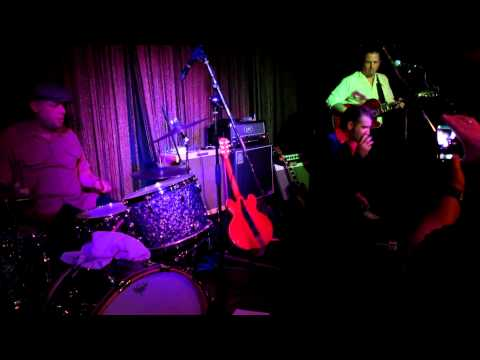 The Excellos - Mellow Down Easy - Orange Peel, Frankfurt - Oct. 2012 - Part 1