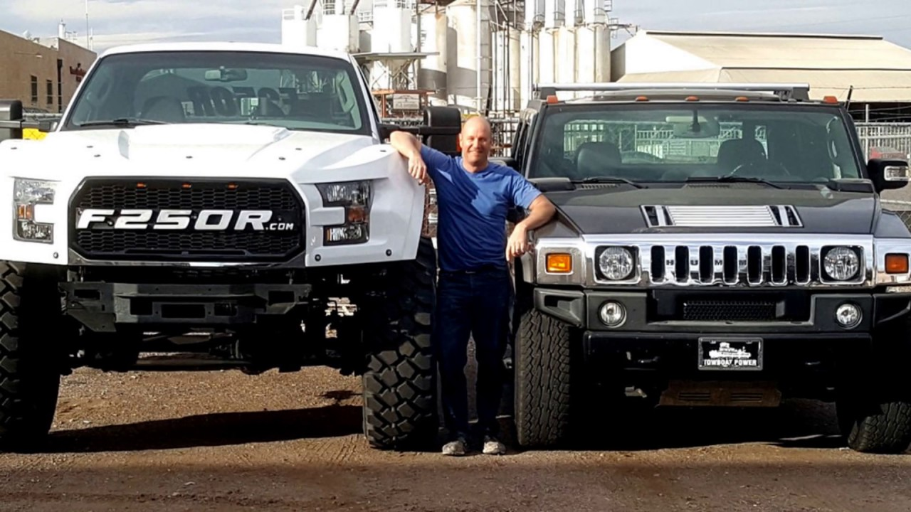 In 2018 Ford F250r Megaraptor Truck Rumors Youtube