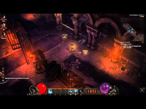 Diablo 3 - Wizard - We Play - E1 - Act 1 - A New Reign of Terror