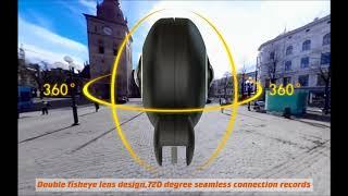 Longship360 VR Camera PR  Video- Background Music-Ricky Martin