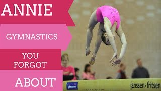 Annie LeBlanc | Gymnastics you forgot about