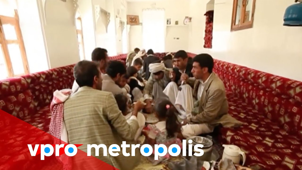 Forced to live at home in Yemen – vpro Metropolis