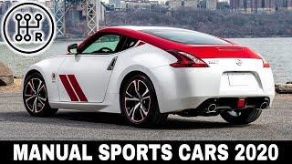 9 нових спортивних автомобілів, як і раніше оснащена механічною коробкою передач для чистого досвіду водіння