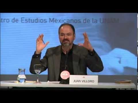 Homenaje Centenario Octavio Paz Instituto Cervantes, Juan Villoro
