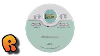 Studebaker Retro Joggable AM/FM CD Player!
