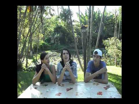 NOVO JORNAL DE HUMOR - Filipe, Nayara e Willian - primeiro programa (piloto)