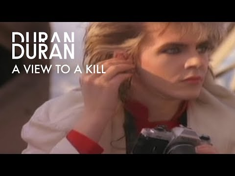 Duran Duran A View To A Kill  Music
