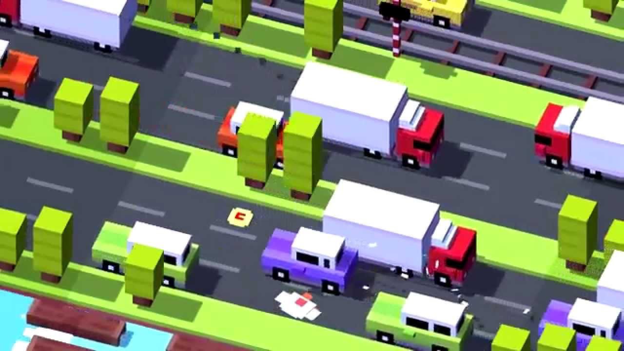 Play Cross the Road , a free online game on Kongregate