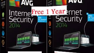 latest version AVG Internet Security 2014 free for 1year +key 32/64 Bit