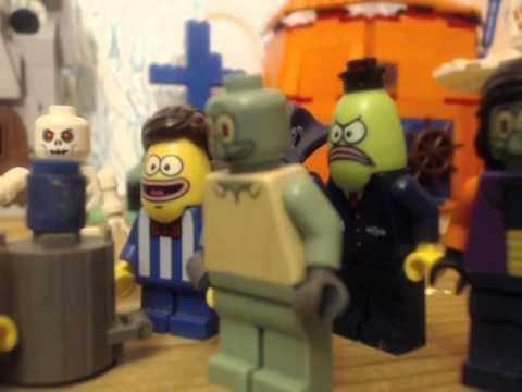 Lego spongebob christmas toys