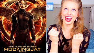 "MOCKINGJAY P1 TRAILER TALK | ""THE MOCKINGJAY LIVES"" Thumbnail"
