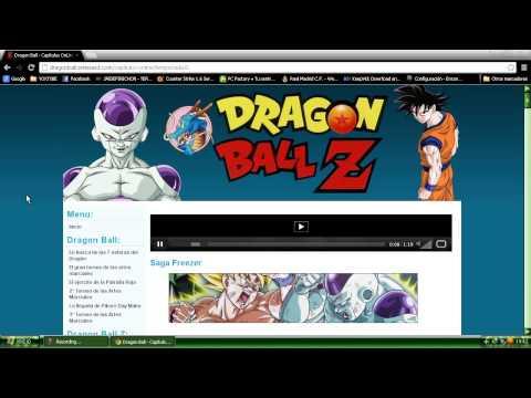ver toda la saga de dragon ball z online 2012