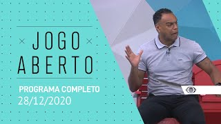 JOGO ABERTO - 28/12/2020 - PROGRAMA COMPLETO