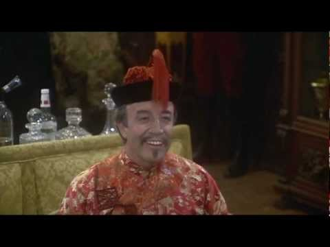 Is most stupid theory I ever heard! Peter Sellers as Inspector Sidney Wang in Murder by Death (1976)