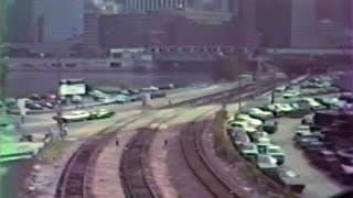 trains of chicago metra cnw nw line ride september 10 1990