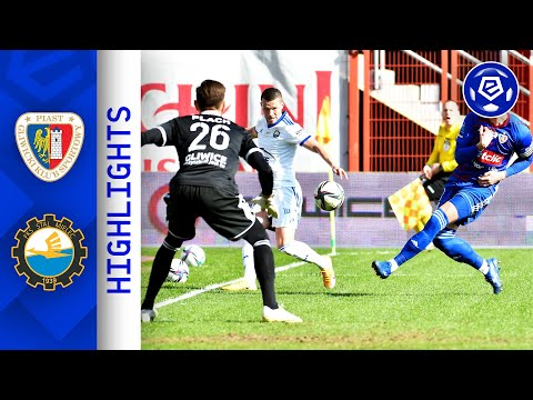 Piast Gliwice Stal Mielec Goals And Highlights