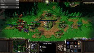 Survival Chaos en Español - Ricochet +1 | Warcraft 3