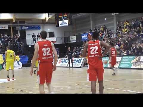 2017-11-25 EN Baskets Schwelm Vs. Bayer Giants