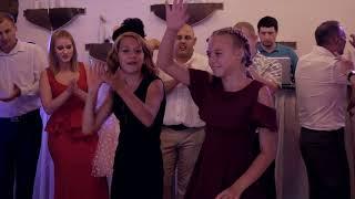 Ведущая Динара Дианова - свадьба Андрея и Наташи