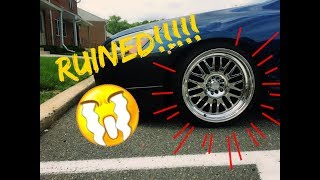 DON'T DO THIS TO YOUR WHEELS !!! | RUINED |