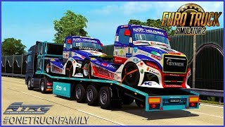 ETS 2 Multi -  ROBIMY EVENT ONETRUCKFAMILY  !!! 2/10