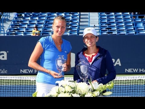 2013 New Haven Open Final WTA Highlights