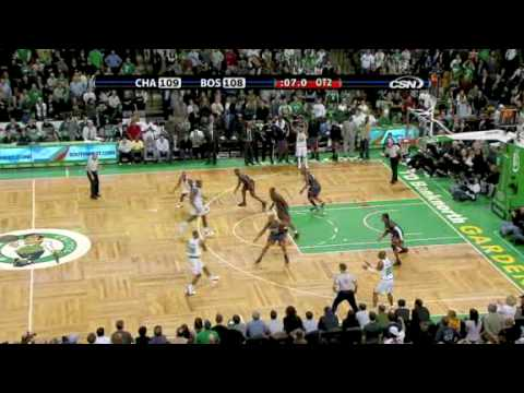 Boston Celtics Top 10 Plays (2008-2009 Season And Playoffs)