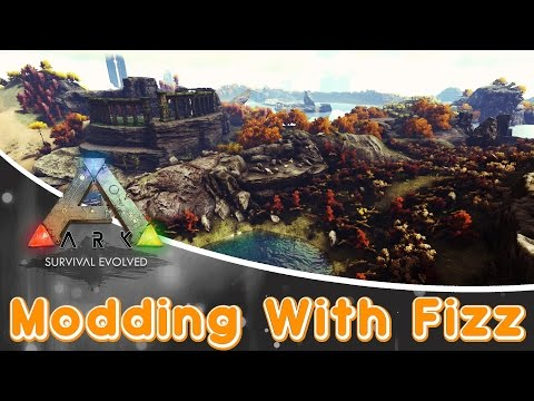 ARK: Survival Evolved MOD | Thieves Island Map!!!