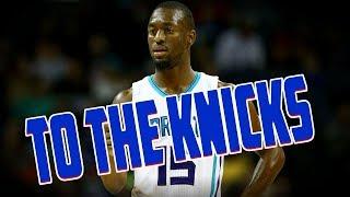 Kemba Walker Traded To the Knicks!?!?!