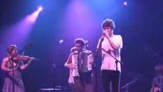 Beirut - Scenic World (Live 10/02/07 - Toronto)