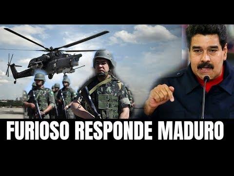 NOTICIA IMPORTANTE NICOLAS MADURO RESPUESTA INTERNACIONAL