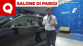 BMW i3s: nuove batterie più capienti da 42,2 kWh