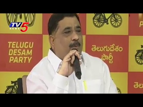 Kalva Srinivasulu Slams YS Jagan Polavaram Tour | TV5 News