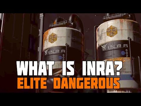 Elite Dangerous - Who or what is INRA?
