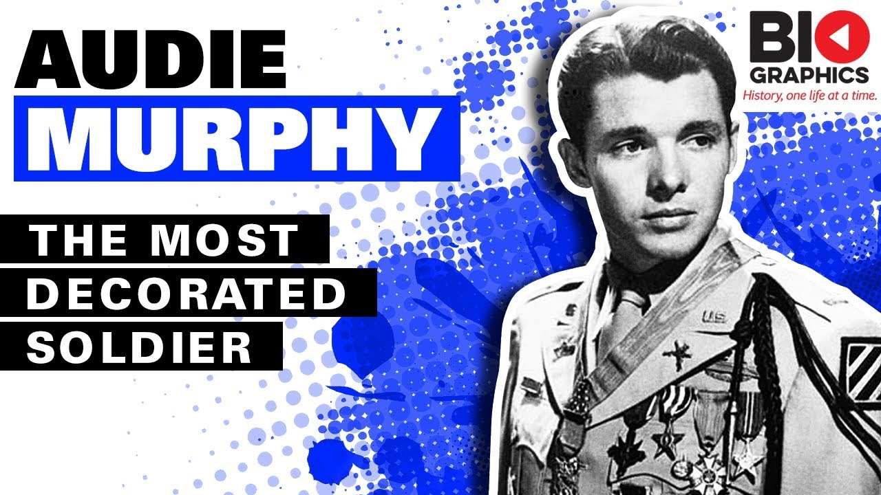 Download Audie Murphy: The Most Decorated Soldier Ever... Who Later Became a Movie Star