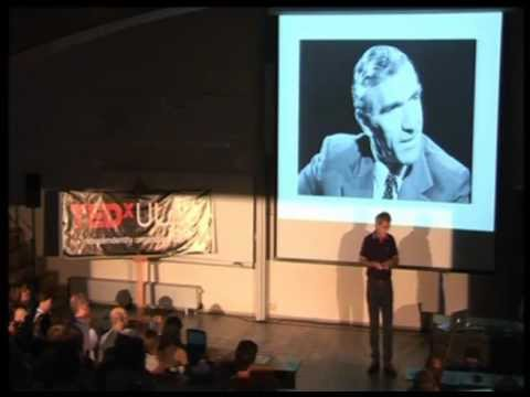 The Power of the Oxymoronic Mind: Eric Winnen at TEDxULg