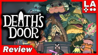 Death's Door Review (Video Game Video Review)