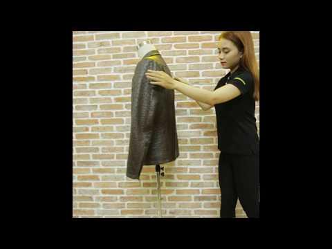 Áo Da Nam Cao Cấp - Trãi Nghiệm áo Da đà điểu Duy Nhất Tại Việt Nam