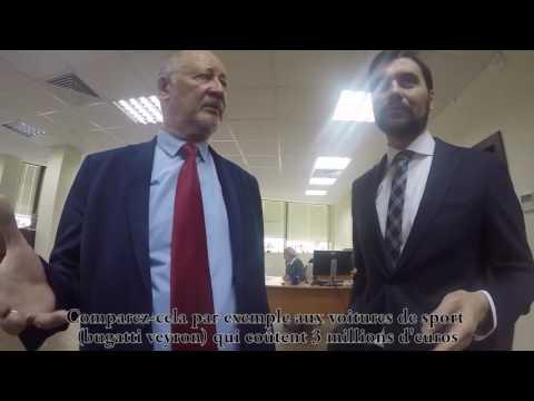 SkyWay - Reportage Vidéo - Transparence - Réel Business